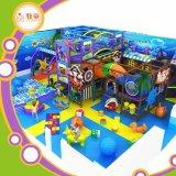 Strumentazione rampicante dell'interno del gioco dei giochi del giocattolo impertinente molle del castello per i capretti