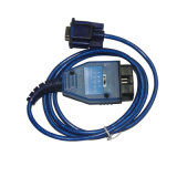 VAG Kkl COM 409+ FIAT ECU Scan OBD Câble de diagnostic pour Audi / Seat / VW Cars