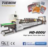 Tiemin 자동적인 고속 3 기계에게 플라스틱 기계장치 패킹 포장 기계 (표준 모형)를 하는 옆 밀봉 부대 & 주머니