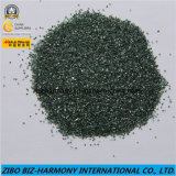 Vert Le carbure de silicium de haute pureté