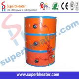 L'industrie du caoutchouc de silicone OEM flexible du chauffage/tambour d'huile de chauffage