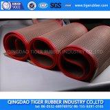 La correa de caucho de poliuretano de PVC cinta transportadora de poliéster ligero