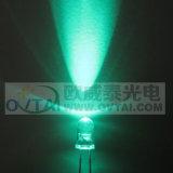 5мм Super яркий голубой индикатор очистки воды Комплект диодов, яркость10000-15000mcd, длина волны 495-500Нм