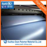 Rimuovere lo strato rigido impresso del PVC, strato rigido trasparente glassato del PVC per stampa del Silk-Screen
