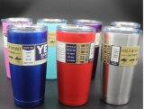 Yeti-Cup-Edelstahl-Trommelrambler-doppel-wandiges Vakuumcup