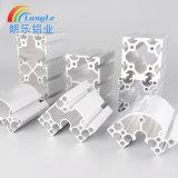 Anodizados 6.063 T5 Perfis de extrusão de alumínio para a indústria