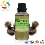 CAS № 8008-45-5/ 8007-12-3 медицинского класса натуральным мускатный орех масло аромат масла питание вкус базового масла