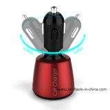 Teléfono móvil al por mayor de 2 puerto USB Batería Cargador de coche