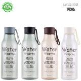 Het nieuwe Klantgerichte Plastic Sap van het Embleem drinkt de Fles van het Water