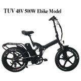 La suspension totale 20*4,0 pneu Fat vélo électrique