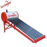 80Lによって電流を通される鋼鉄太陽真空管のヒーター