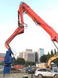 Vibra Cravação de Martelo de Impacto hidráulico do equipamento para Construção