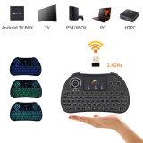 Androider Fernsehapparat-Kasten Amlogic Mxq PROAmlogic S905W 2GB RAM/16GB ROM-intelligenter gesetzter Spitzenkasten mit drahtloser Tastatur