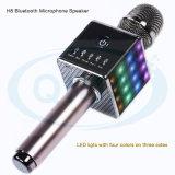 Красочные караоке пение беспроводной динамик мини-микрофон