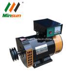 Motor des Drehstromgenerator-5kVA mit Riemen und Riemenscheibe