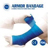 Band Van uitstekende kwaliteit van de Glasvezel van de Polyester van Ansen de Medische Orthopedische Gietende