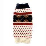 De Manier van het ontwerp stippelt de Kleren van de Winter van het Huisdier van de Sweaters van de Hond van het Patroon