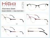 Optische Frames van het Metaal van het Oog van de Kat van het Roestvrij staal van Higo van Wenzhou de In het groot