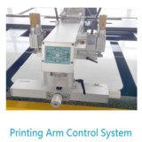 自動織物楕円形スクリーンの印字機