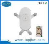10W телефон автомобильное зарядное устройство беспроводной связи держатель сопла вентиляции, быстрая зарядка для ци включена подставка для мобильного телефона