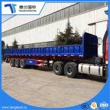 45 톤을 적재하는 세 배 차축 측벽 13 미터 긴 트럭 세미트레일러