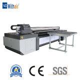 디지털 UV 인쇄 기계를 구르는 잡종 UV 평상형 트레일러 인쇄 기계 잉크 제트 승화 롤