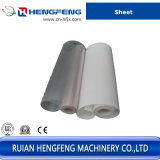 Termoformagem PS PP de plástico de plástico PET linha de extrusão (HFSJ50/30-120/33-700B)