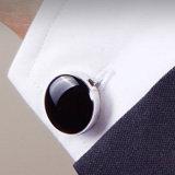 Tampa do botão encaixar o original alfinetes para camisas com botões por Button Cuff Gemelos 72