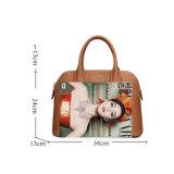 Handbag Set固体女性のメッセンジャー袋旅行PUの革女性