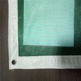 Warp tricoté des filets de sécurité de la construction de haute résistance