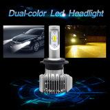 2018 Nuevo Diseño de luces LED de alta potencia de suministro fiable H13 H4 Auto LED Bombilla del faro
