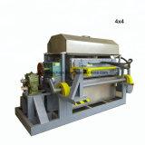 tabuleiro de ovos que a linha de produção de pasta de papel de detritos/Máquina de tabuleiro de ovos