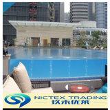 Tamaño grande piscina de acrílico transparente