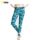 Sublimazione Personalizzata Colorate Donne All'Ingrosso Pants Yoga