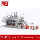 Cl-SS Geweven Stof die van pp Spunbond de niet Machine voor Bedden en het Zetten maken
