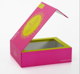 Het duplex Grijze Vakje van de Verpakking van het Document van Kerstmis van de Raad, het Buitensporige Vakje van het Karton van de Gift van Juwelen, Vakje van de Vertoning van het Horloge van het Parfum het Kosmetische, het Verpakkende Vakje van Mooncake van de Chocolade van de Cake