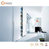 Weiße Lack-/Paint-Schlafzimmer-Gebrauch-Zoll-Garderobe
