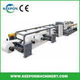 Servo Control haute vitesse du rouleau de papier Jumbo feuille Modèle de la faucheuse (CM quatre bobines)