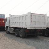 Sinotruk HOWO 30ton 371HP 6X4 덤프 또는 팁 주는 사람 트럭