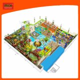 Childrens Naughty Castle Soft Reproduzir grande parque infantil interior