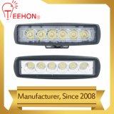 18W LED Epistar Luz de Trabalho para transporte/agricultura/indústria