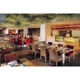 Деревянный прямоугольник простой обеденный стол, Мебель для гостиниц