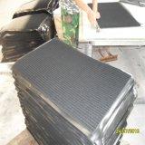 40x60см Установите противоскользящие полосой коврика двери из ПВХ для резервного копирования