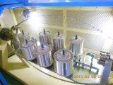 1+6+12機械0.41/0.52/0.64をねじるBuncherケーブルのリード編み機のStrander機械/ケーブルを束ねるBuncherのより手19 PCSのニッケルの銅のアルミニウムワイヤー