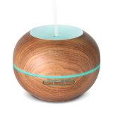 Óleo essencial, Aroma difusor de purificação do ar com iluminação de 7 cores