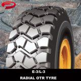 Hors de la route radial (OTR) pneumatiques 23,5 26,5 R25 R25 29.5R25 29.5R29 pour chargeur, camion-benne