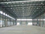 Les préfabriqués/entrepôt préfabriqué/Cold Storage/Garage automobile Structure en acier de construction métallique