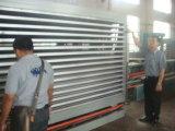 합판 코어 베니어 건조를 위한 산업 열기 건조기 기계
