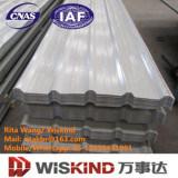 Lamine di metallo ondulate per tetto e rivestimento
