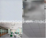 Het Plafond Tile/Board, de StandaardDocument Onder ogen gezien Raad van het Gips van PVC/Vinyl Laminated/Coated van het Gips Board/Plaster